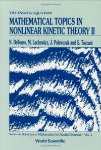 Lecture Notes On Mathematical Theory Of The Boltzmann Equation